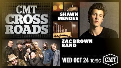 DVR Alert: 'CMT Crossroads!' – RAMP – Radio and Music Pros