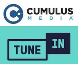 Cumulus, TuneIn Expand Relationship – RAMP – Radio and Music