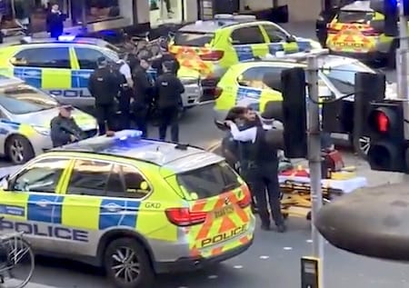 Two Stabbed, Arrested @ Sony Music London – RAMP – Radio and